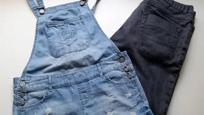 DIY overalls tutorial