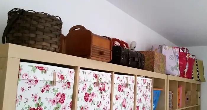 more refashioning stash storage