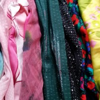 stylin scarves thrifty collection