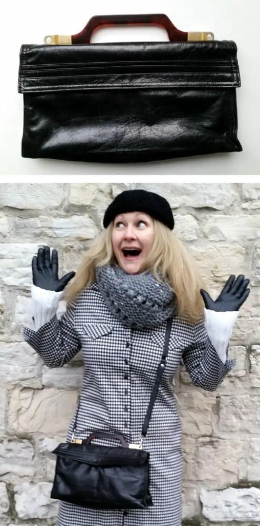 Easy DIY Upcycled Bag Strap Fix