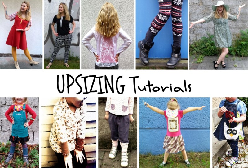 Upsizing tutorials