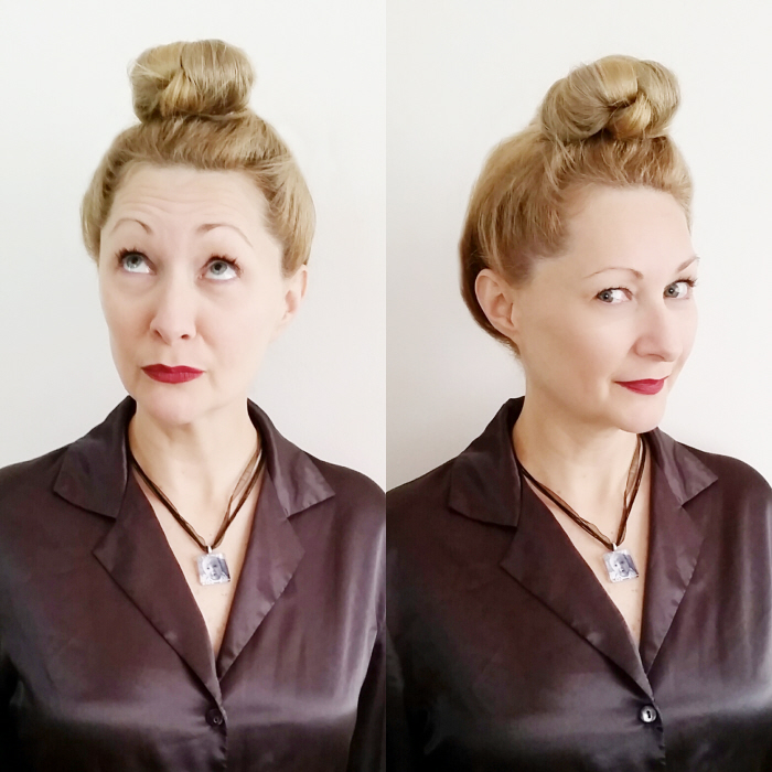 Queen Lila's Easy Braided Updo Tutorial