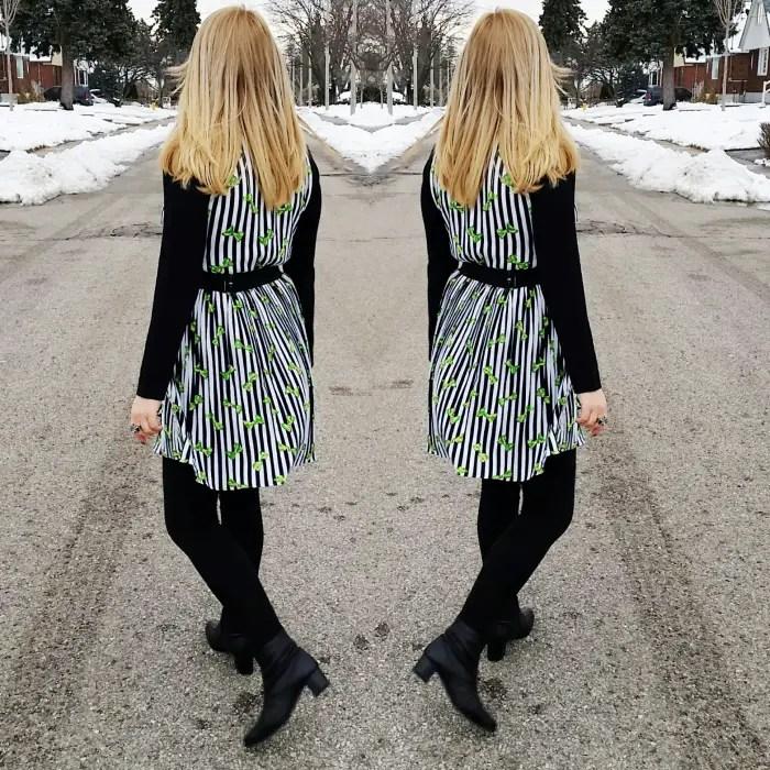 Stripes on #ThriftyThursday