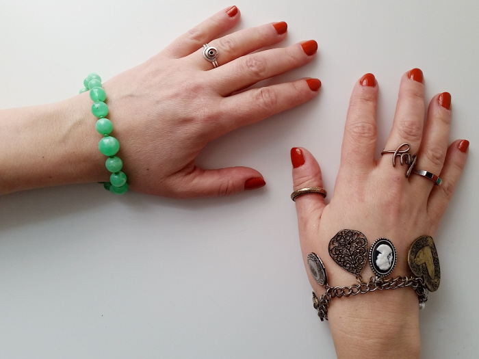 Instant Upcycled DIY Bracelets