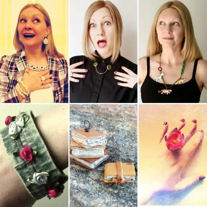 DIY Statement Accessories for #ThriftyThursday