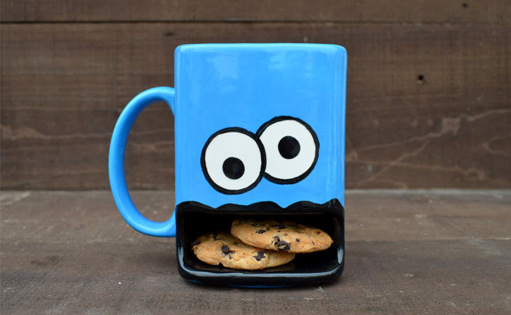Must see 1 Gallon Big Coffee Mugs - Cookie-Monster-Coffee-Mug  You Should Have_603030.jpg