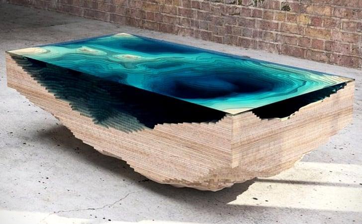 70 incredibly unique coffee tables you
