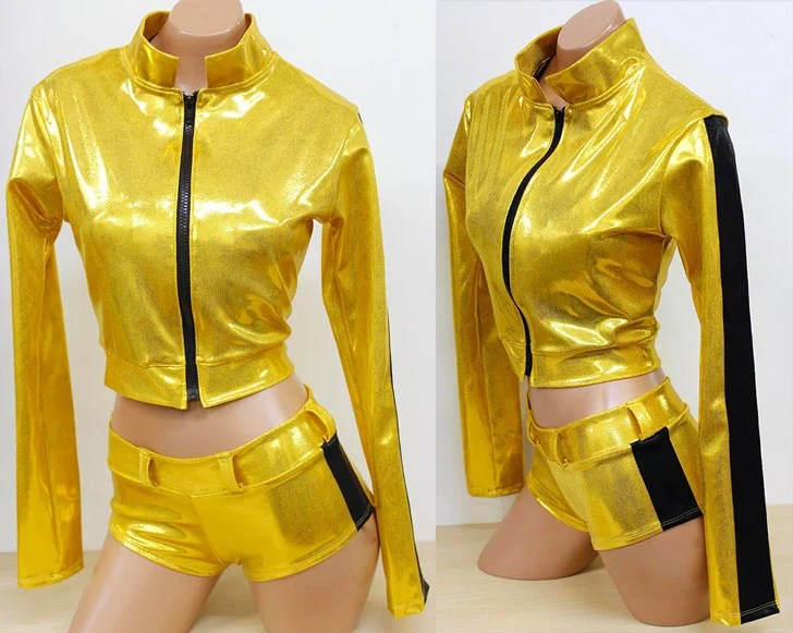 Traje Cosplay de Kill Bill