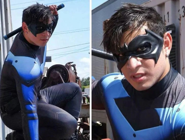 AC Nightwing Costume - Ideias de Cosplay para Homens