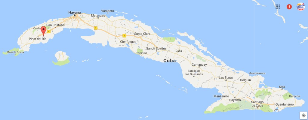 In Love With Cuba - Where is cuba