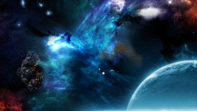 Space/Fantasy Wallpaper Set 58 « Awesome Wallpapers