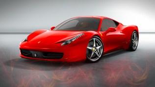 458 Italia front
