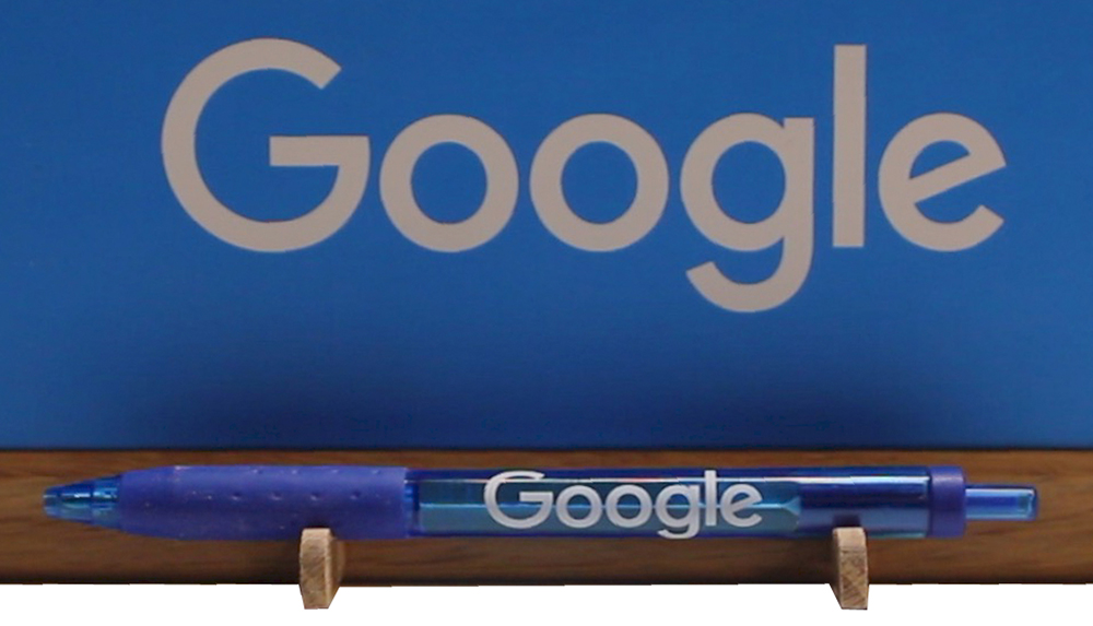 The World's First, Google Google Pen Holder