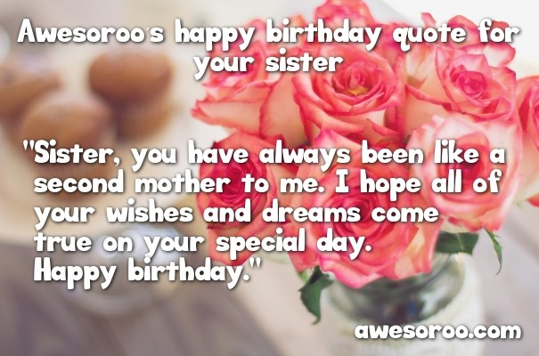 318 BEST Happy Birthday Sister Status Quotes Amp Wishes Dec 2019