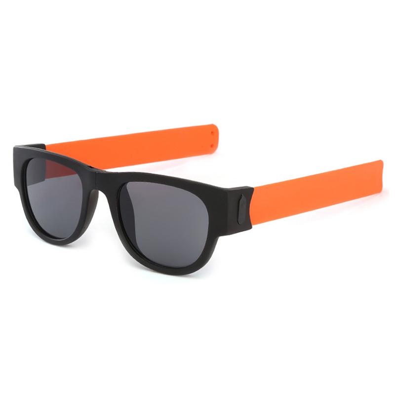 Fancy Slap Wristband Men Polarized Sunglasses1