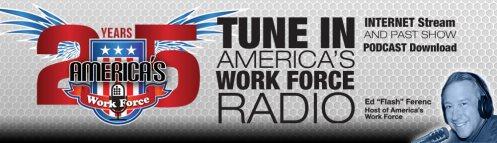 Americia's Work Force Radio