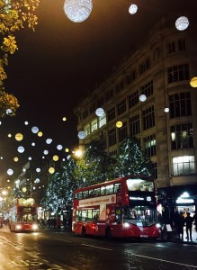 Oxford Street - Christmas Lights