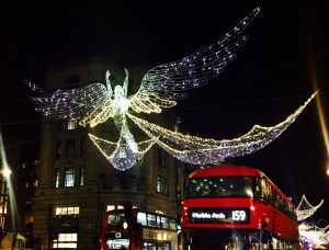 Regent Street - Christmas Lights