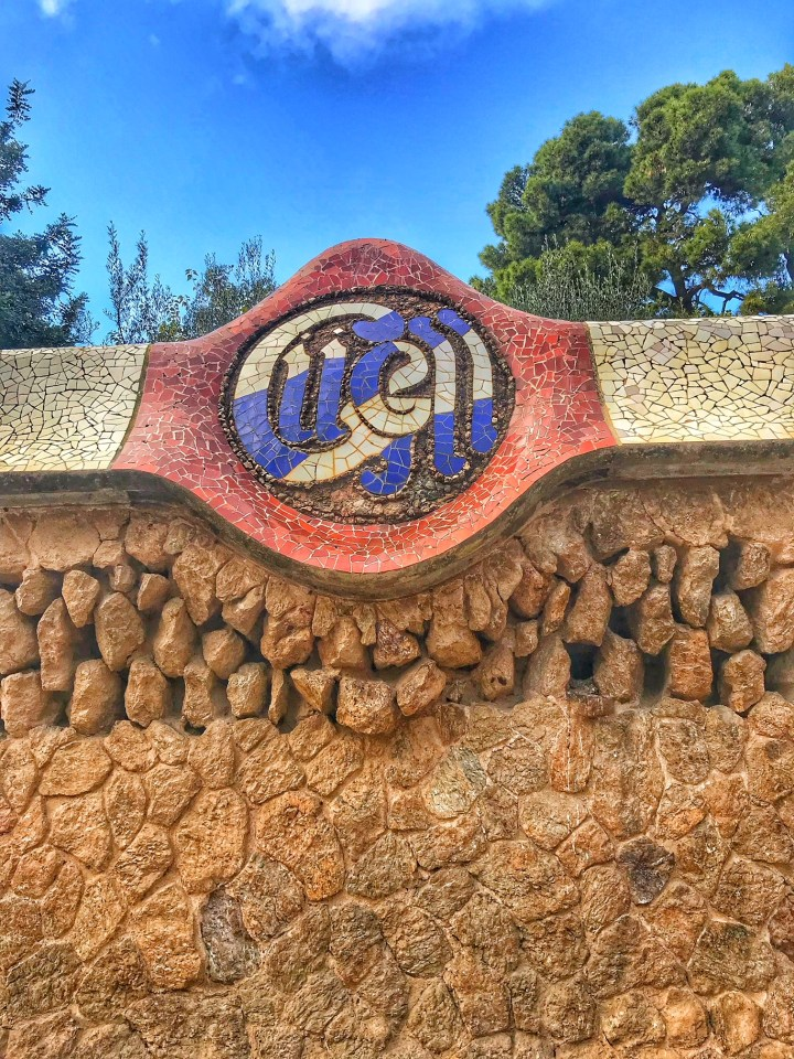 Park Guell 2