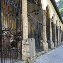 Inspiration of where the von Trapps hide - the crypts