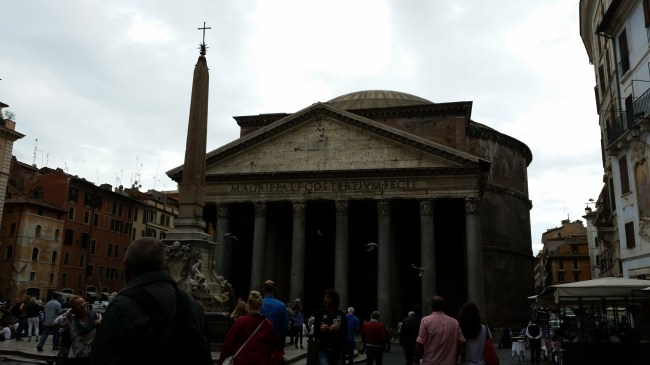 Day 2 - Pantheon