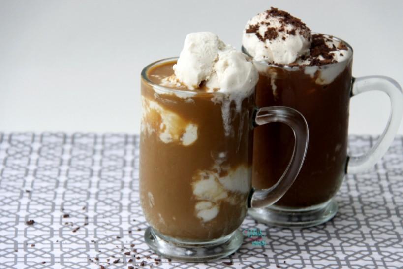 Cococcino, Latte, Float