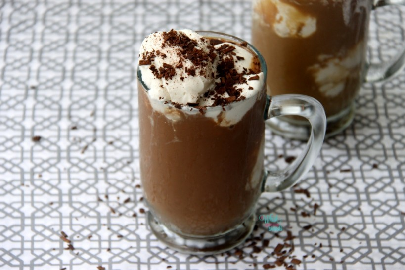 Cococcino, Mocha, Float