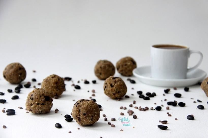 Espresso Protein Power Balls