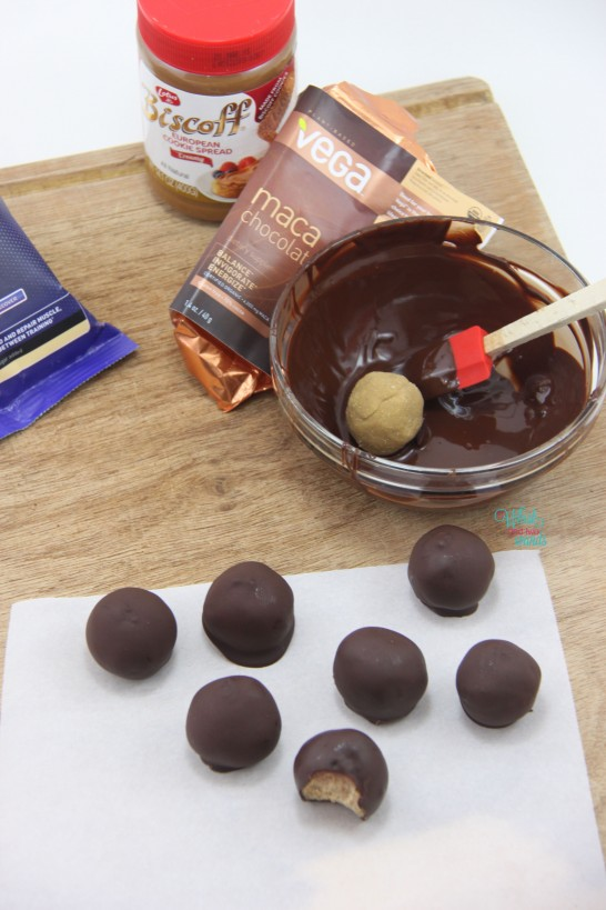 how to make truffle balls