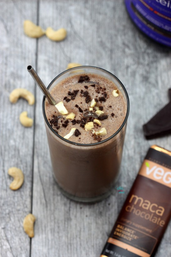 Nutty By Nature Shake