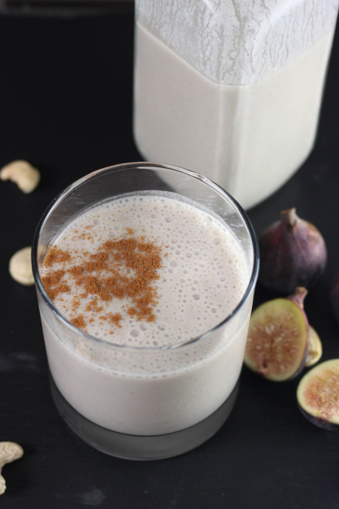 Fig Nut Milk