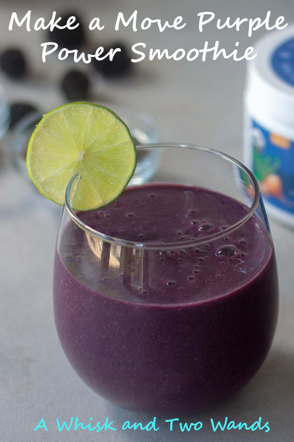 A simple and delicious whole food packed smoothie, with optional superfoods and adaptgens, that will give you the energy to get moving and groving! Plantbased, gluten free, and vegan great pre-workout, afternoon boost, or anytime you need a little extra motivation.