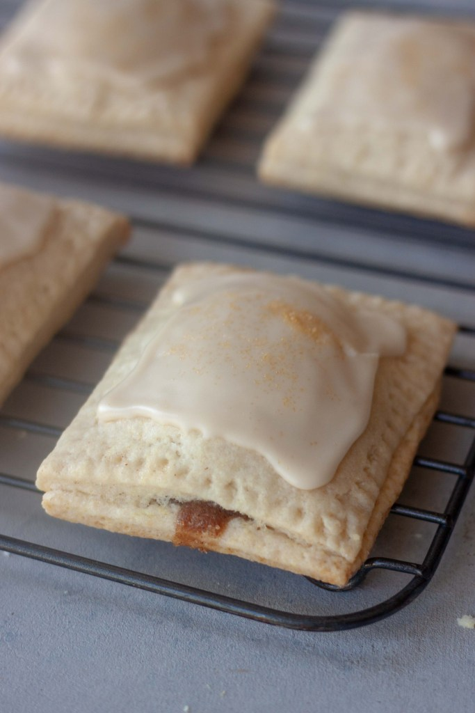 Maple Pancake Pop Tarts
