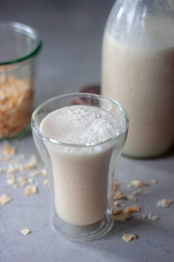 Toasted Coconut Milk