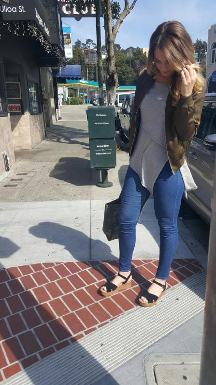 Sf street Style|Street Style|Tall Style|Sporty Chic