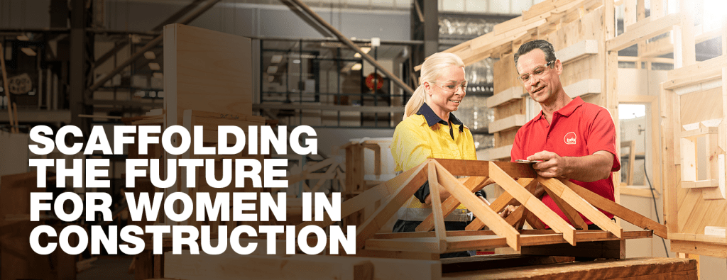 AWIC & TAFE Scaffolding the Future for Women in Construction