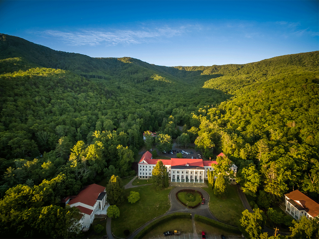 Blue Ridge Assembly - Aerial View