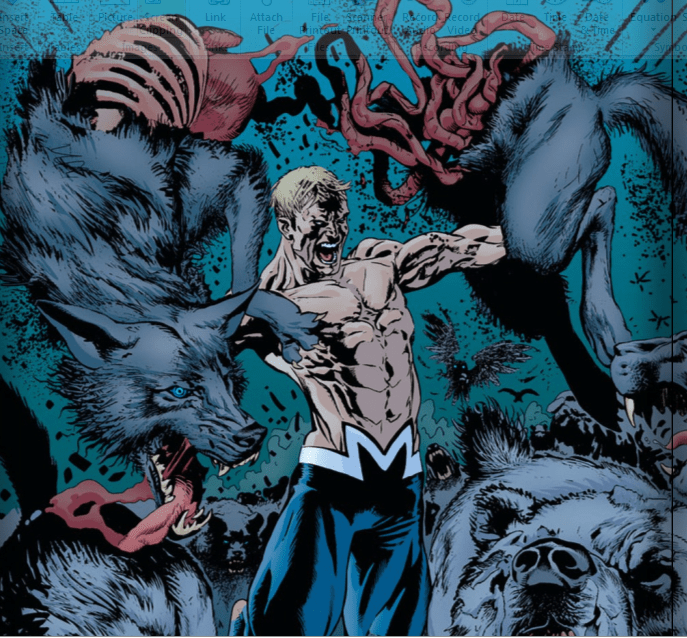 Why You Should Read Animal Man of DC's New 52. (1/6)