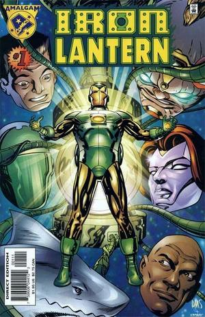 Are DC and Marvel bringing back the Amalgam Universe? (4/6)