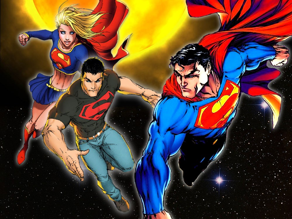 Superman is a STAR and should be WRITTEN by one! (5/6)