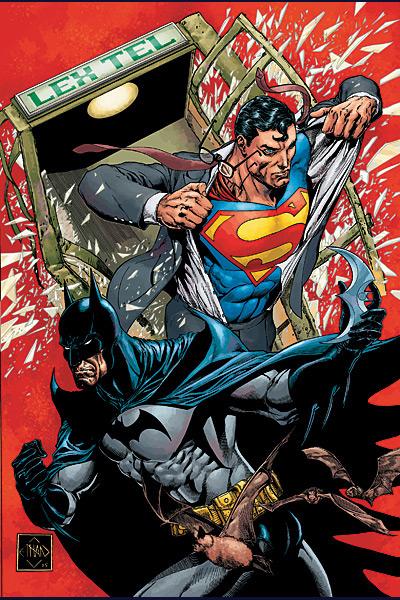 10 DC Properties Warner Bros. Should Focus On Other Than The Metal Men. (4/6)