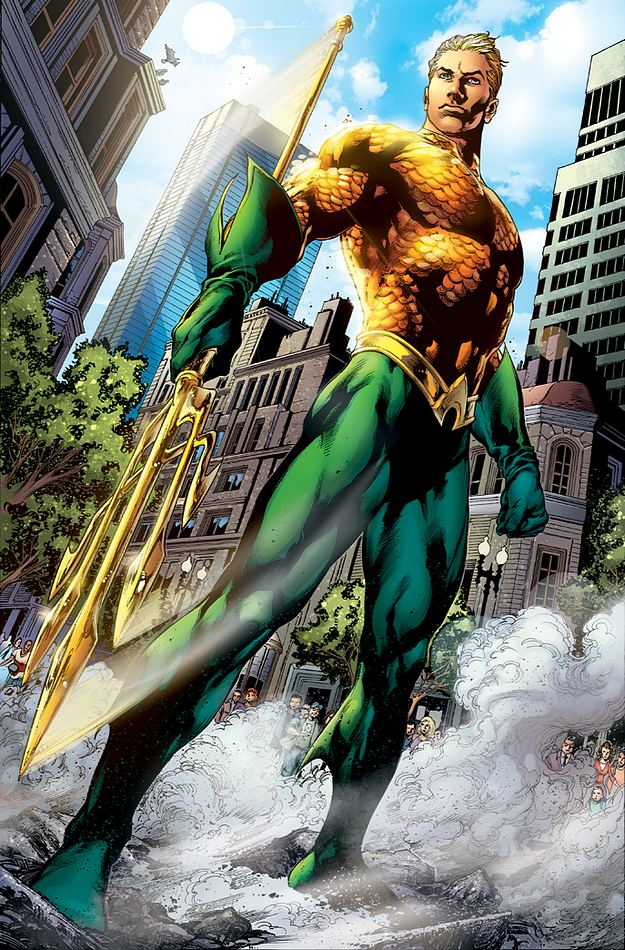 10 DC Properties Warner Bros. Should Focus On Other Than The Metal Men. (6/6)