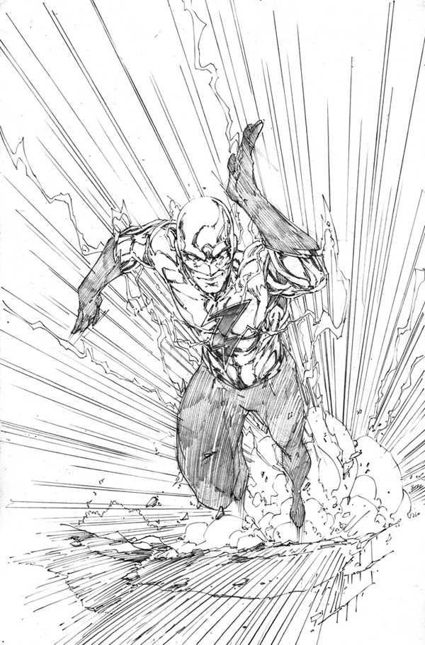 Wally West For DC's New 52! (6/6)