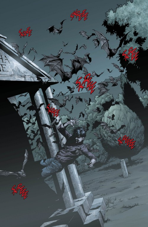 Why You Should Read...Batman: Earth One (2/4)