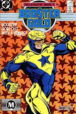 Should We Still Care About Booster Gold? (3/6)