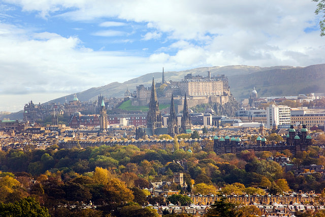 Why Edinburgh?
