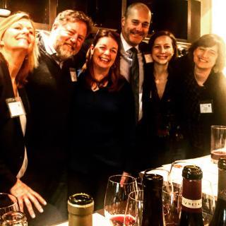 Winemakers from Elk Grove, Ponzi Vineyards and Sokol Blosser