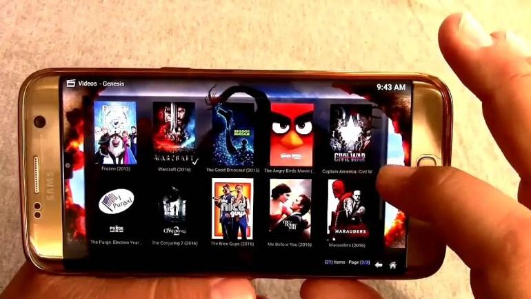 smartphone entertainment