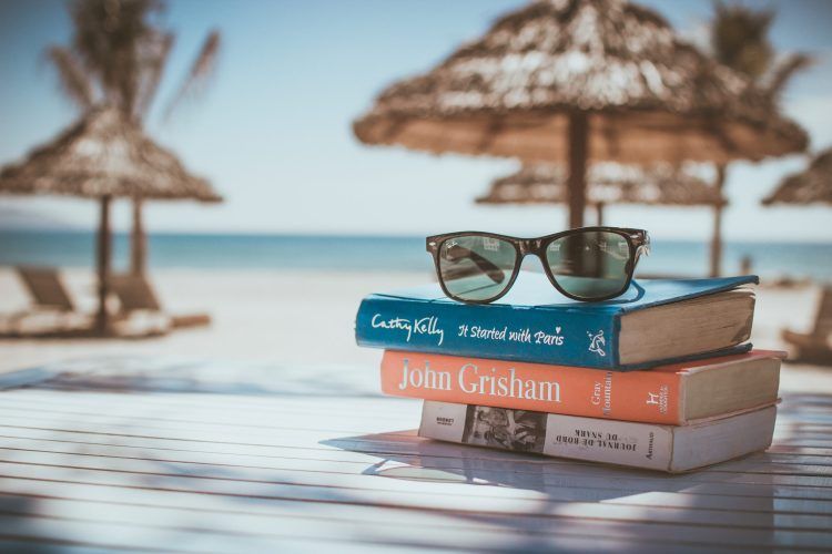 Ten Fantastic Poolside Reads For Your Next Getaway