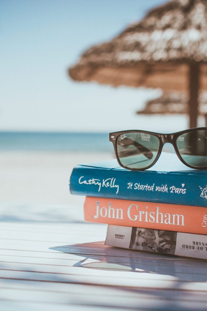 Ten Fantastic Books To Read On Your Next Holiday